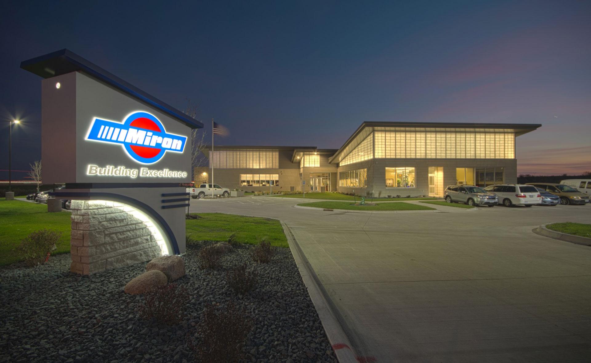 Miron Construction Co., Inc  |  Cedar Rapids, Iowa