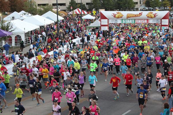 2013 Marathon Start