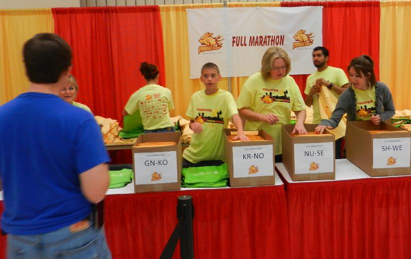 2012 PFM Expo Volunteers