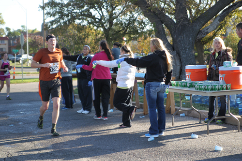 2012 PFM Water Station Volunteers