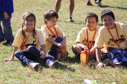 2012 Kids Marathon Participants