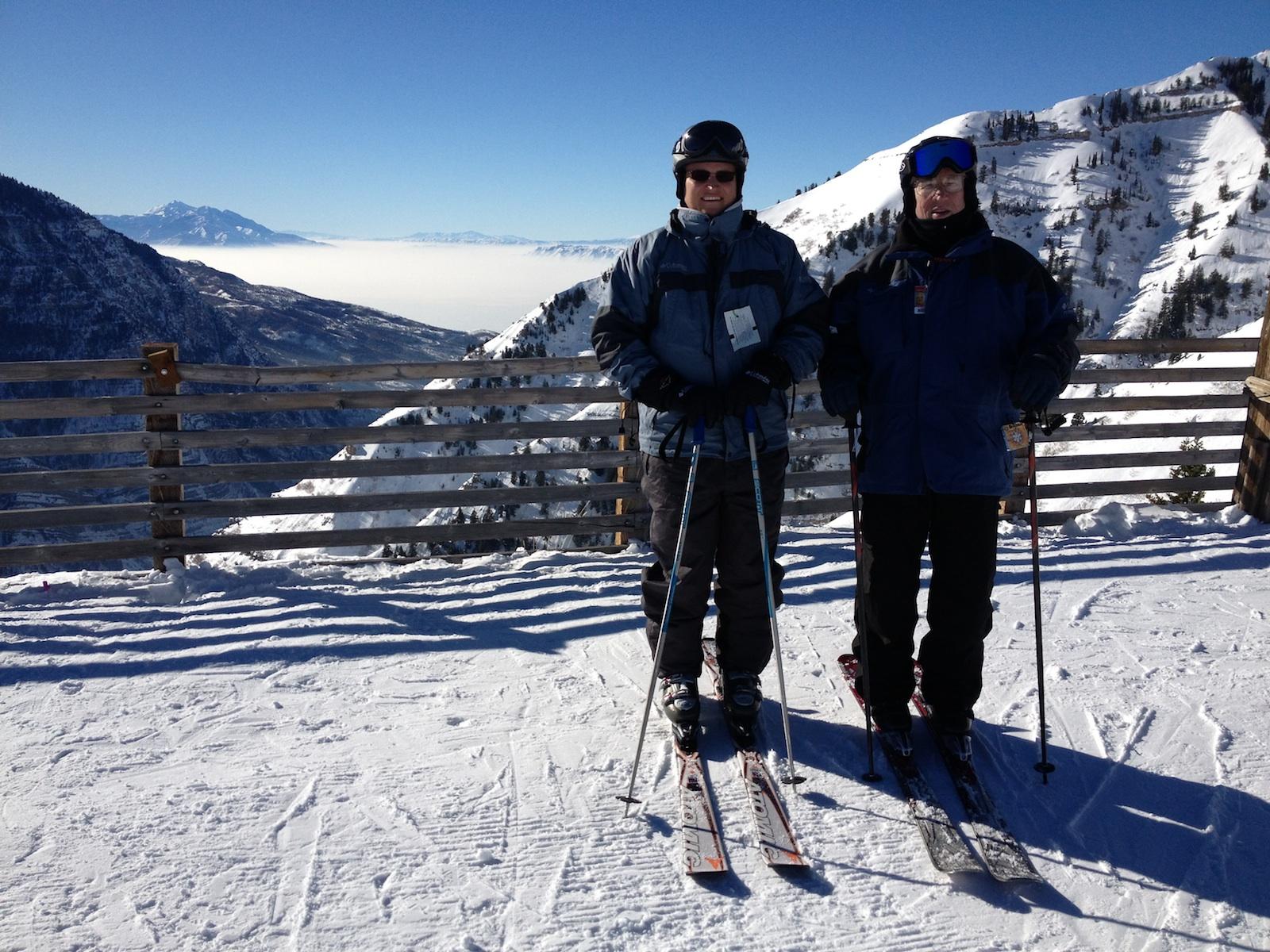 Kendall Skiing