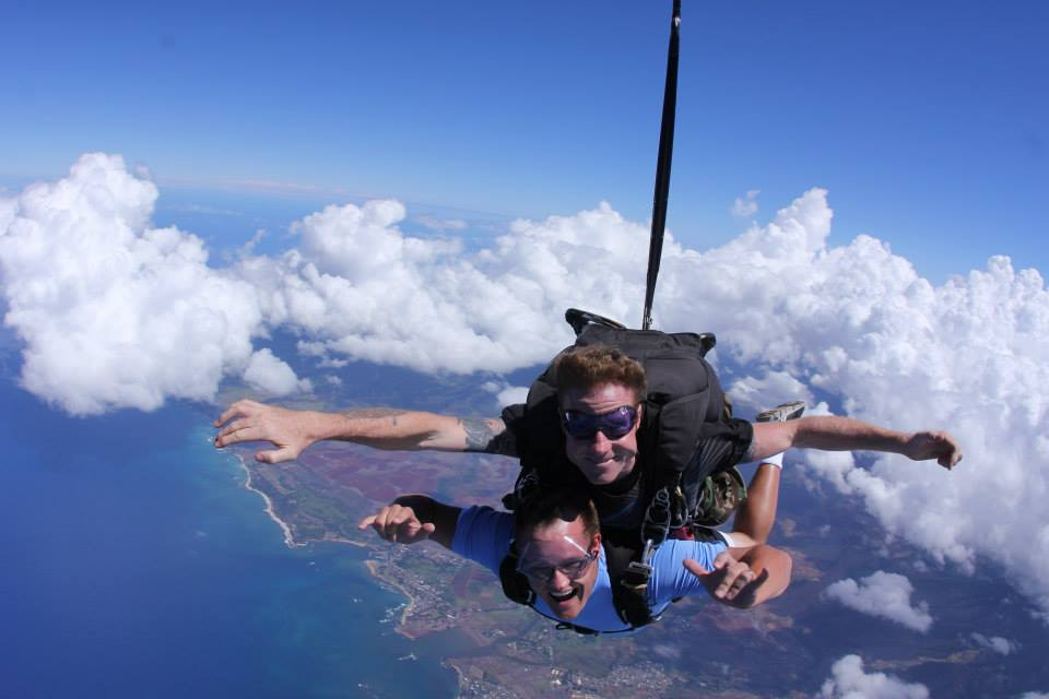 Kendall Sky Diving
