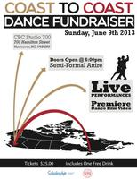 Coast to Coast Dance Fundraiser