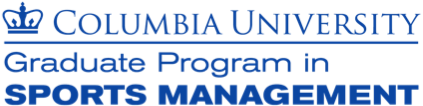 Columbia Sports Management Program