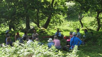 Walk With Satish Kumar & TreeSisters