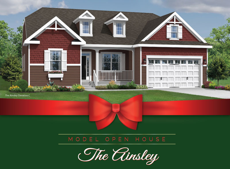 The Ainsley Model Open House