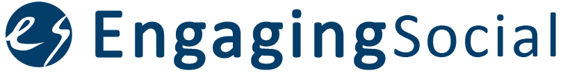 Engaging Social Logo