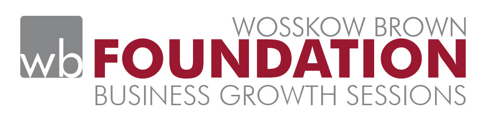 Wosskow Brown Foundation Business Growth Sessions