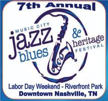 Music City Jazz, Blues & Heritage Festival featuring BONEY...