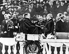 Woodrow Wilson Inauguration (1913)