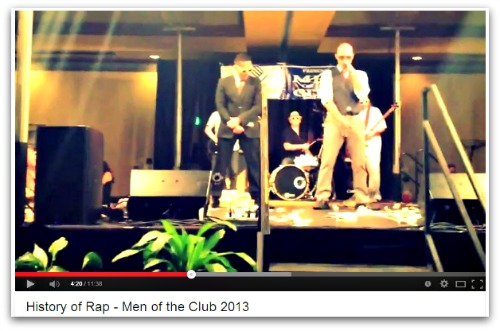 Men of the Club History of Rap Bobby Showers Boys & Girls Club of the Capital City