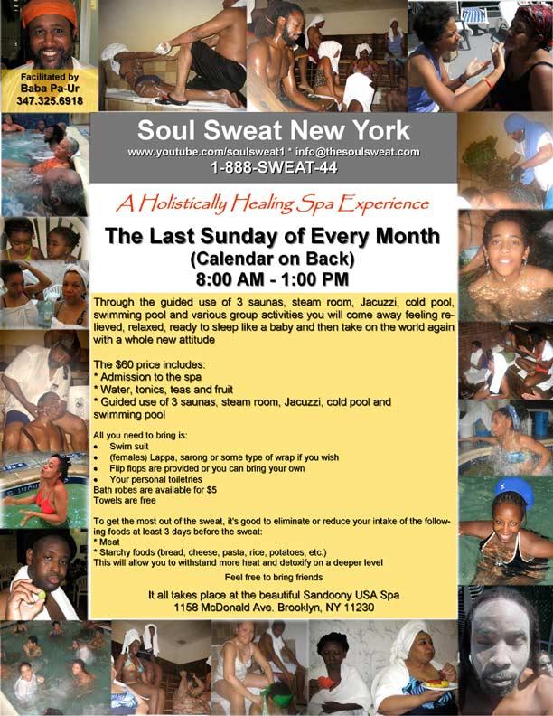 Soul Sweat New York