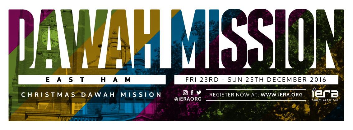 iERA Christmas Dawah Mission