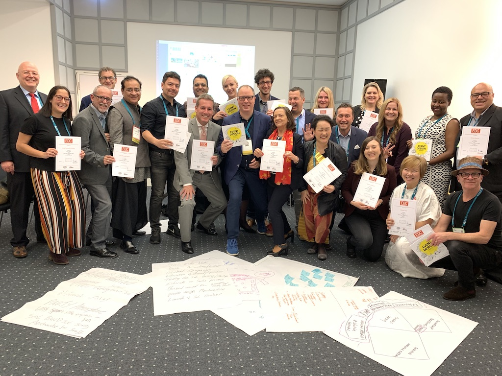 EDC Level 1 Class with Certificates IMEX