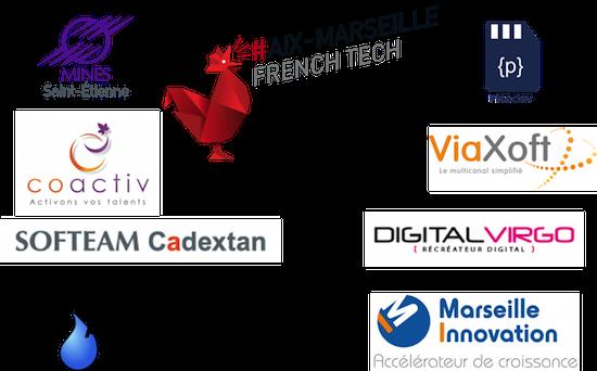 Sponsors de l'Agile Tour Aix-Marseille 2015