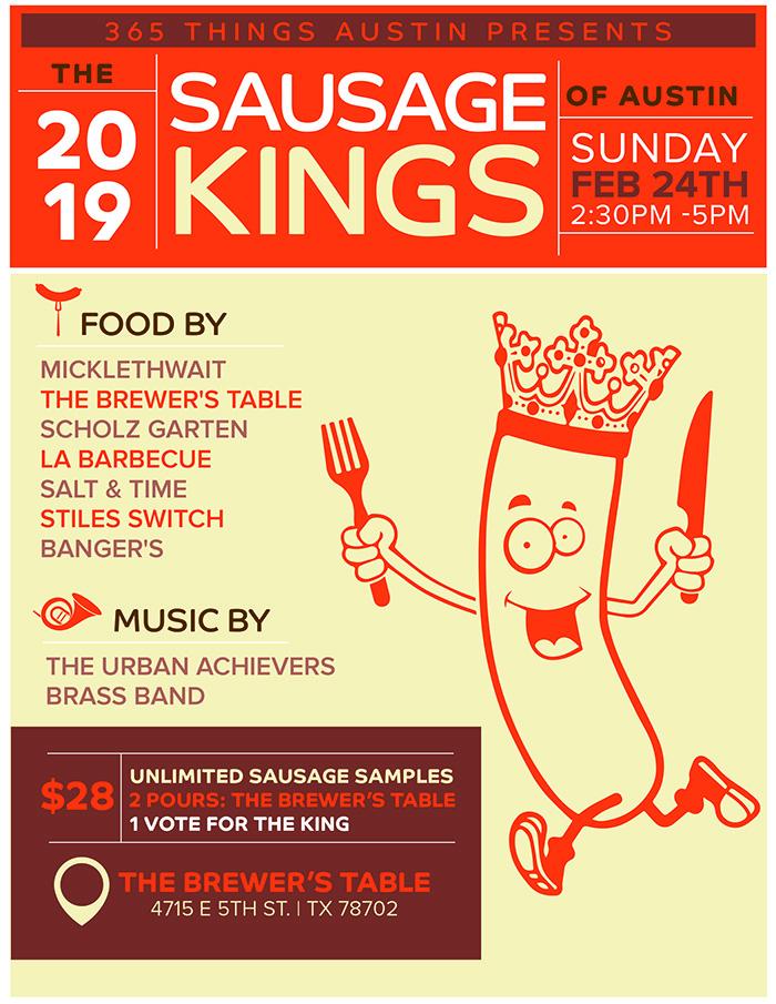 Sausage Kings 2019 Poster