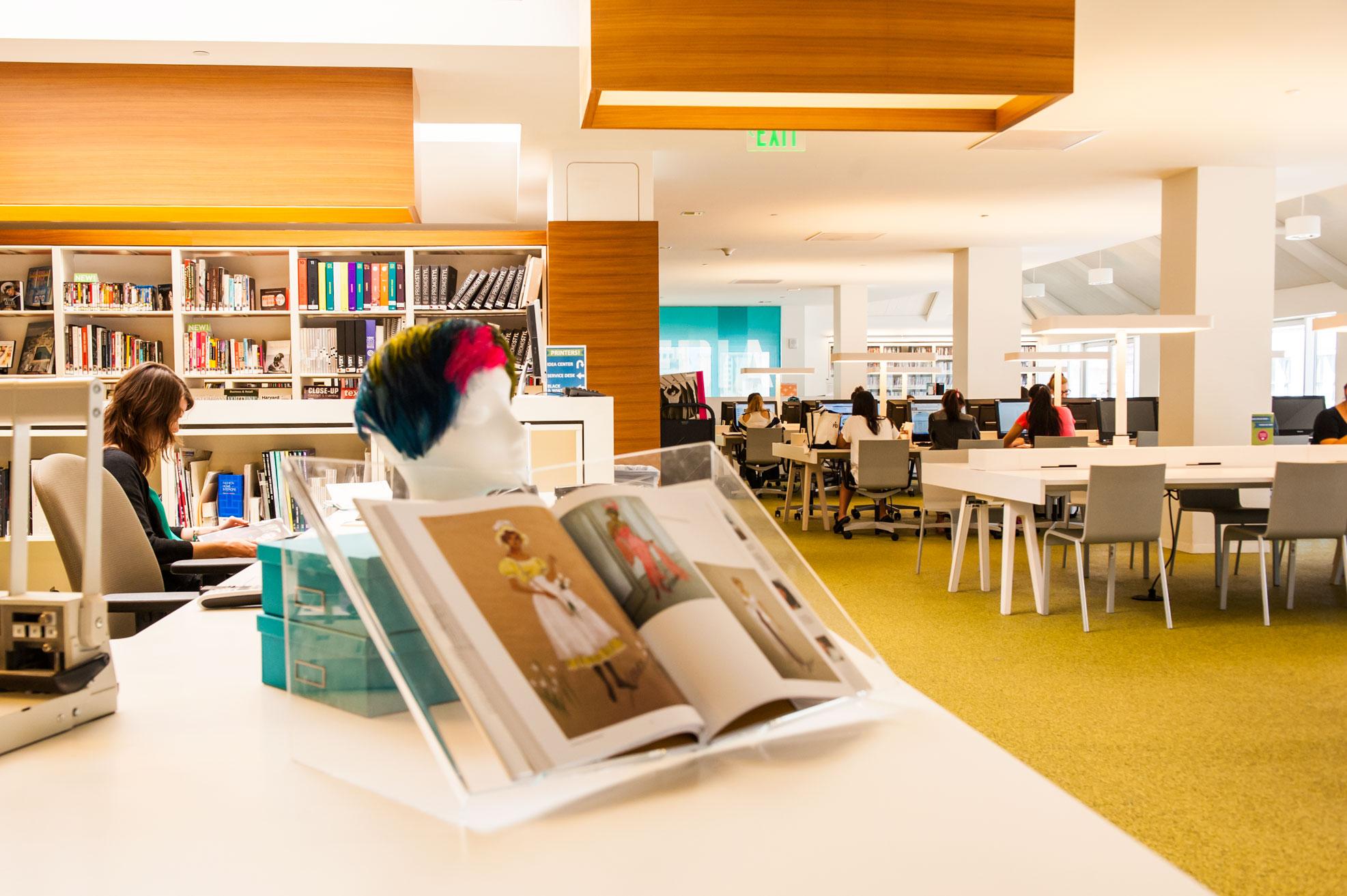 FIDM SF Library