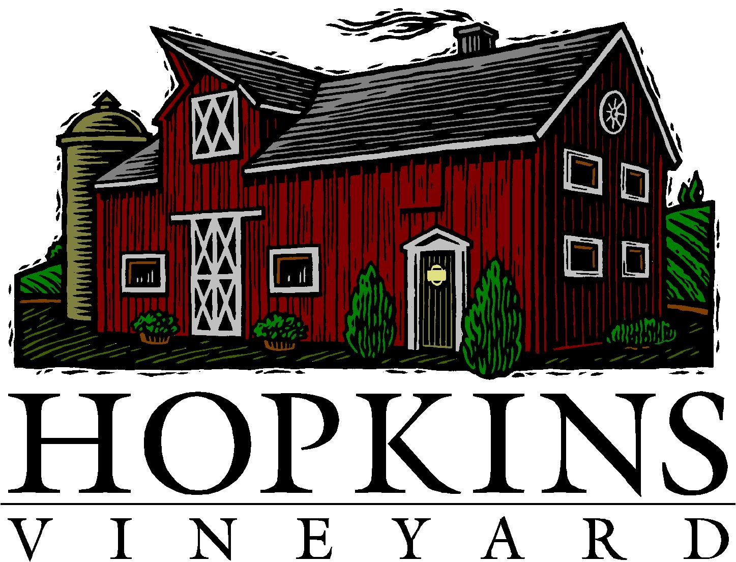 Hopkins Vineyard Logo