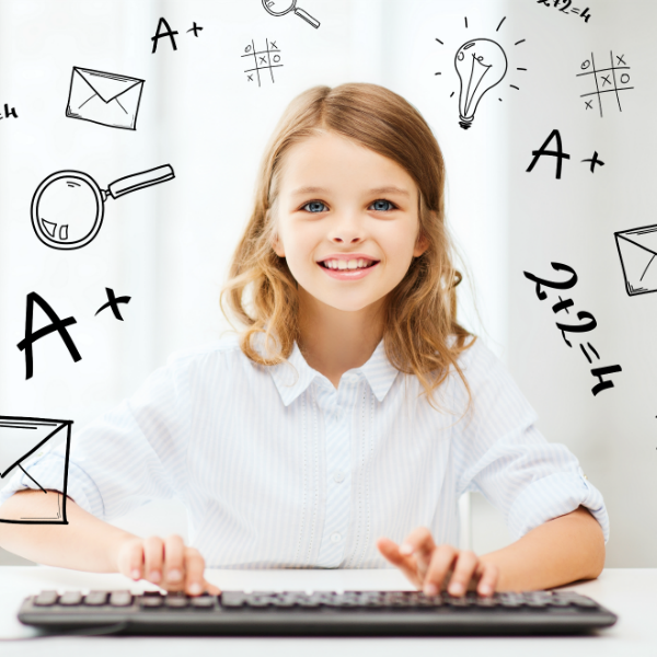 Fun typing classes and summer camp for children york region gta toronto
