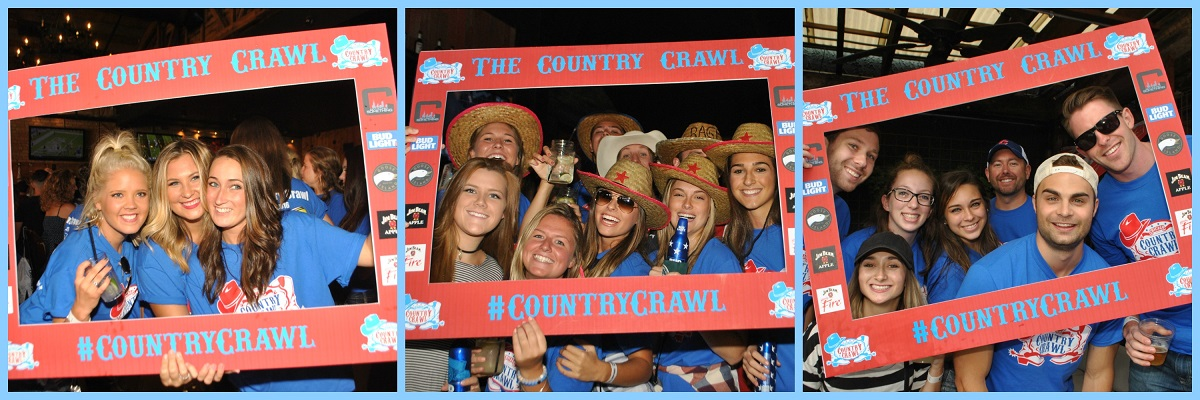 Country Crawl Picture Collage