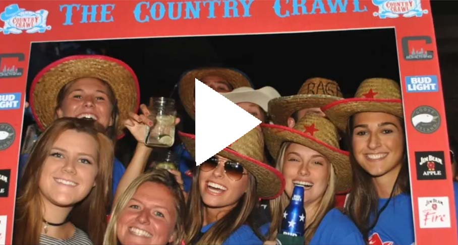 Country Crawl Video