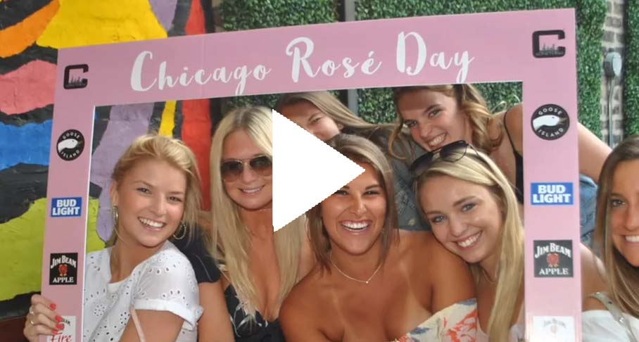 Chicago Rosé Day Video