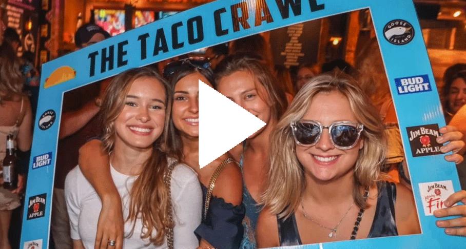 Taco Crawl Video