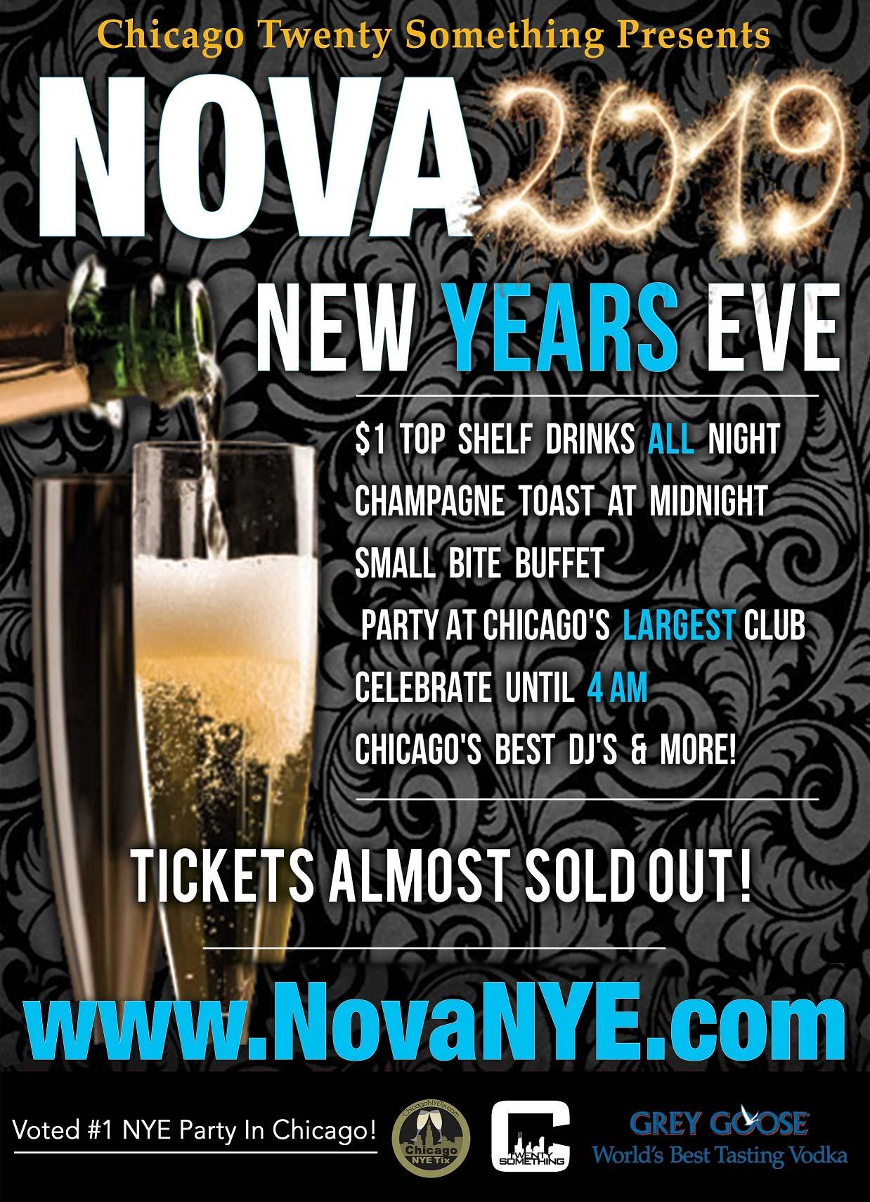 Nova NYE Flyer!