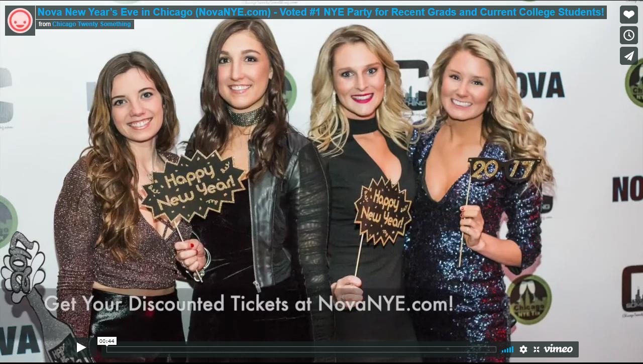 Nova NYE Video!