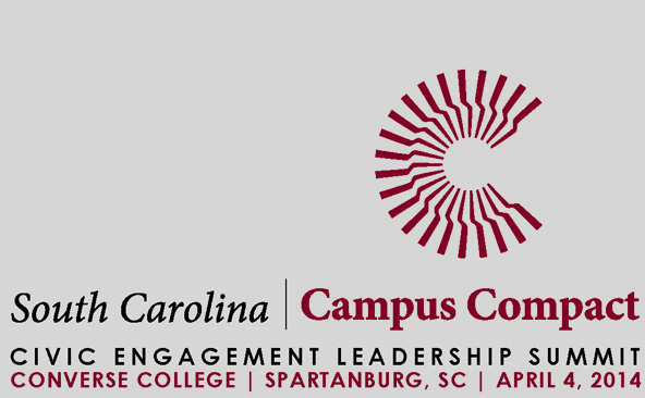 SCCC Civic Engagement Leadership Summit, Converse College, April 4, 2014