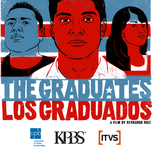 The Graduates/Los Graduados Graphic