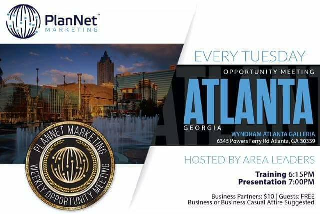 Atlanta Opportunity Meeting