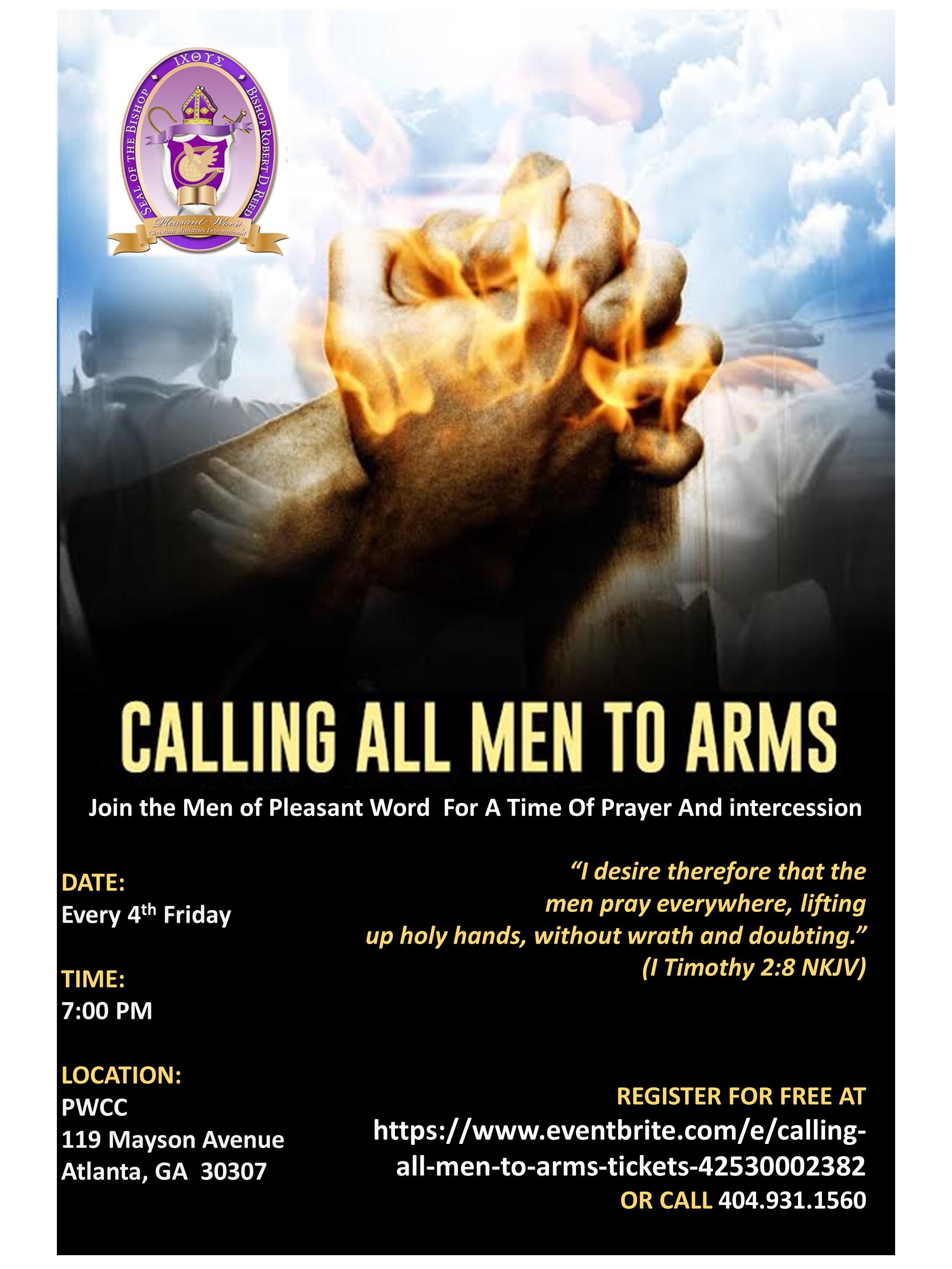 Calling All Men