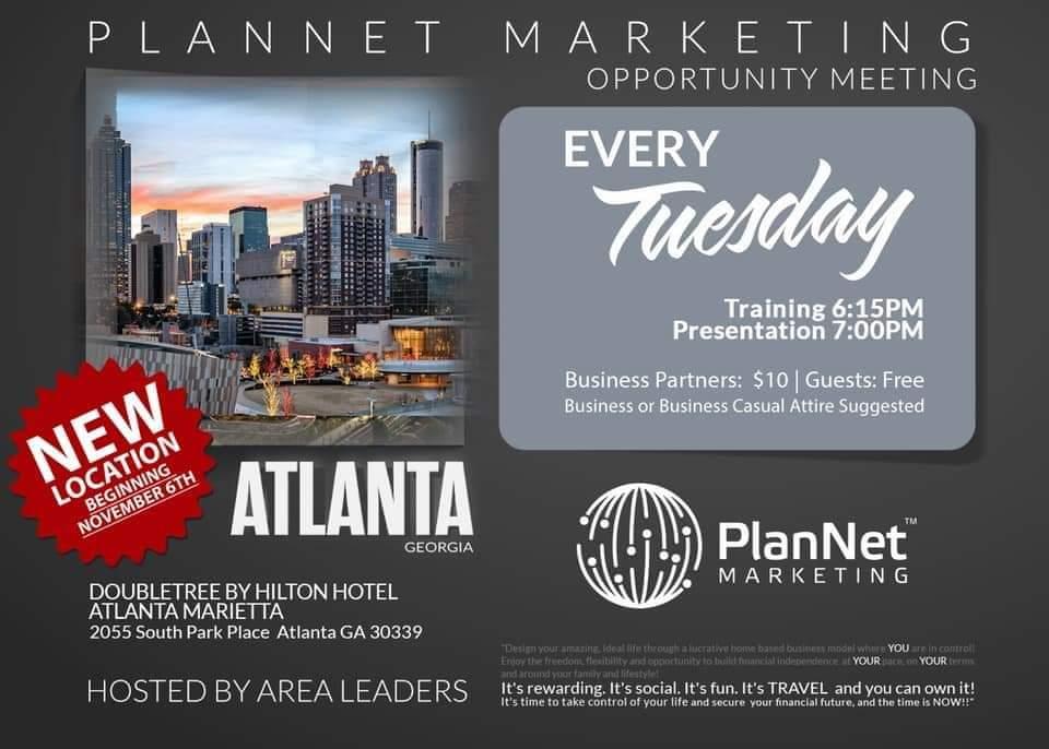 Atlanta Opportunity Meeting