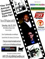 The 2nd  Annual UFVA Summer Film Fair at USF