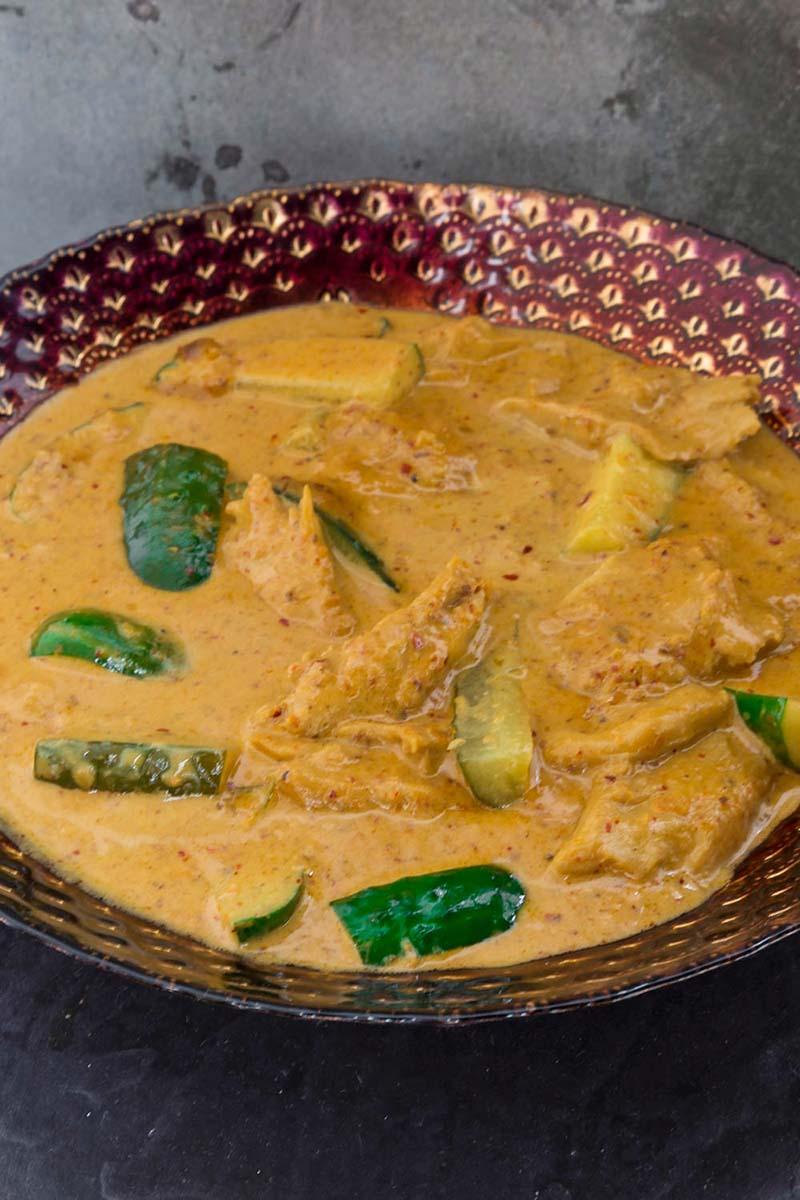 Kaeng Boom Bae Vegan Thai Curry