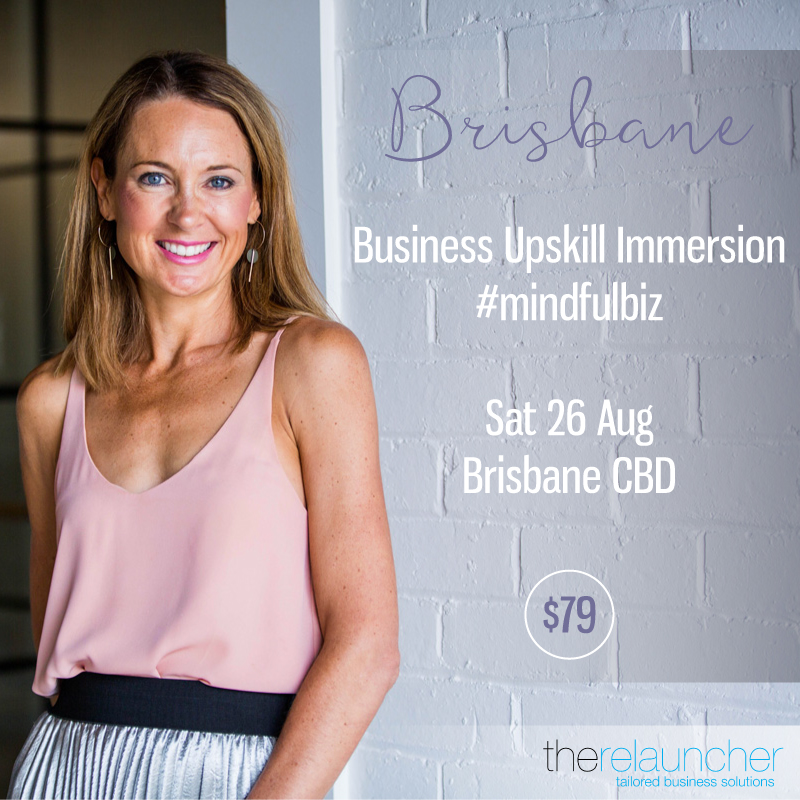 Brisbane Small Business Workshop