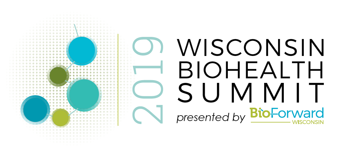 Wisconsin Biohealth Summit 2019 logo