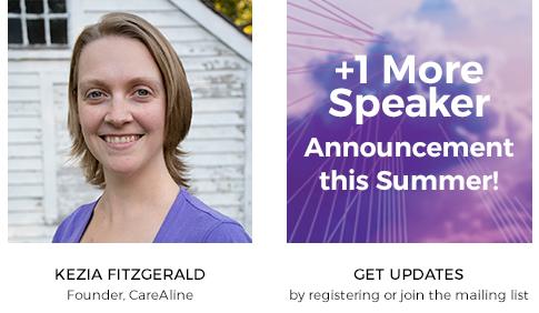 HealthTech Venture Network Speakers: Kezia Fitzgerald