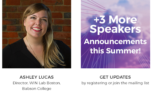HealthTech Venture Network Speakers: Ashley Lucas