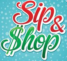 Sip & Shop Wine Event