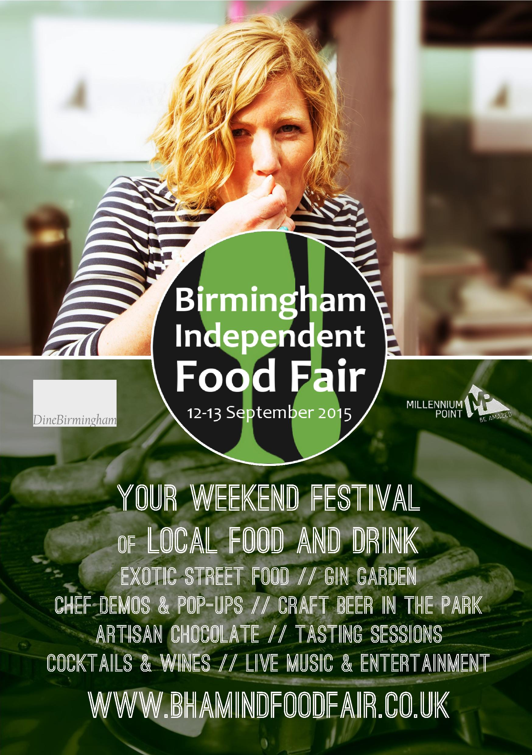 Birmingham Independent Food Fair 2015