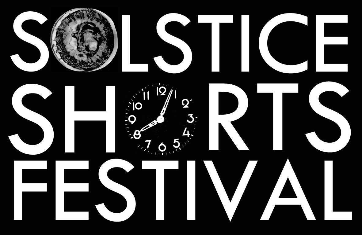 Solstice Shorts clock logo
