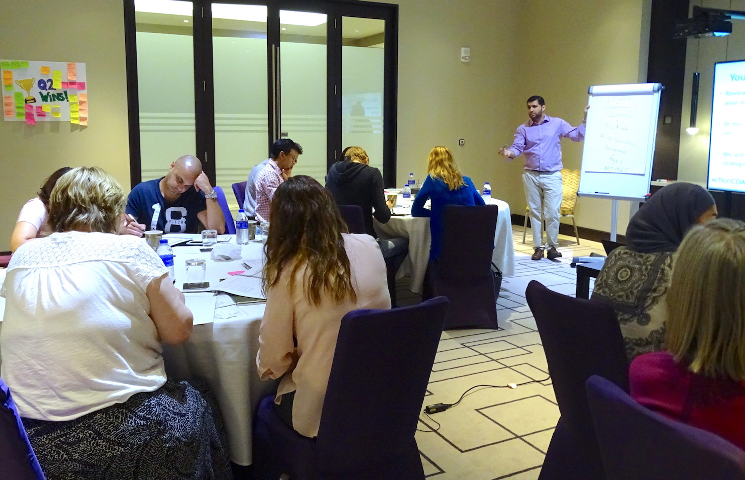 ActionCoach Dubai Business Workshop