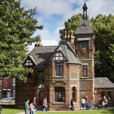 Chorlton Lodge, Alexandra Park