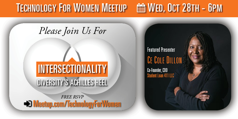 Intersectionality - Diversity's Achilles Heel with Ce Cole Dillon