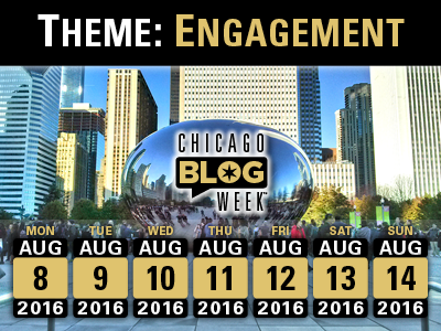 Chicago Blog Week 2016 - RSVP NOW!