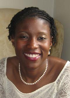 Marcie Hill Presenter - Diversity in Blogging and Social Media