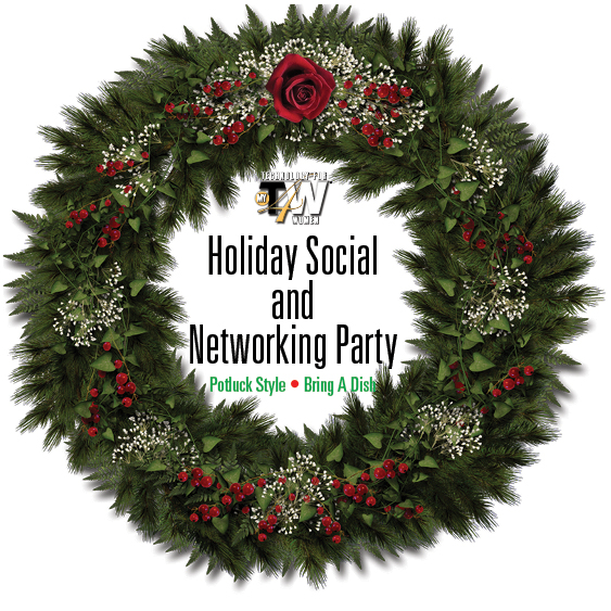Holiday Social and Networking Party - RSVP Now!
